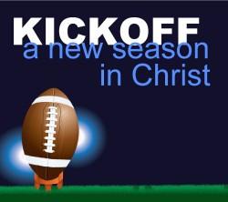 KICKOFF pt 4 - Through Christ, I live to glorify Jesus!
