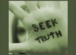 """""""Am I a sincere Truth-Seeker?"""" - Matthew 12:38-42"""