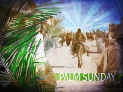 Which one are you?  Palm Sunday 2013