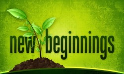 New Beginnings (part 2)