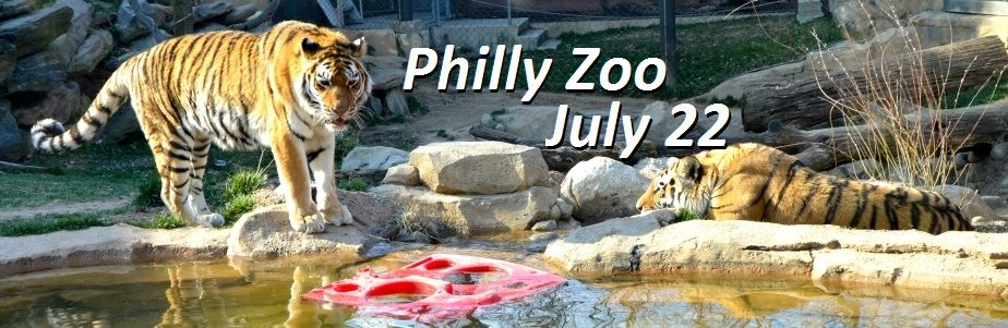 Philly Zoo Trip